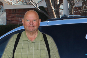 Driver Darrel Greene